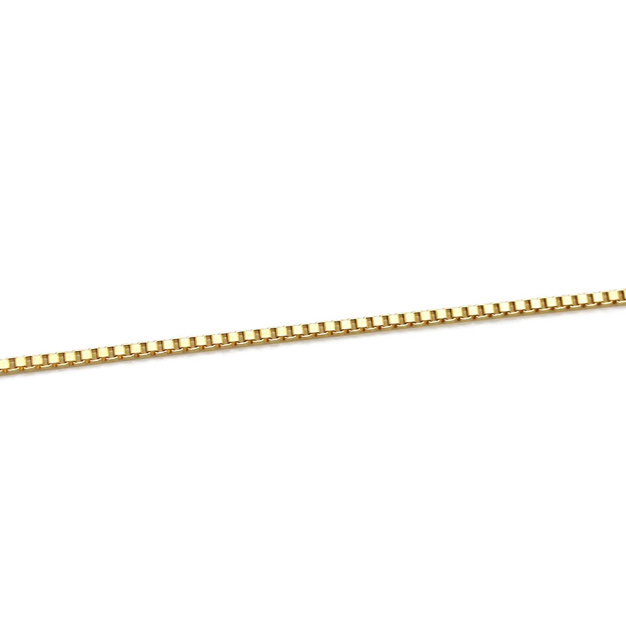 Corrente de ouro amarelo 18k – Extensão de 45cm   Fran Bagatini 984a85a7af
